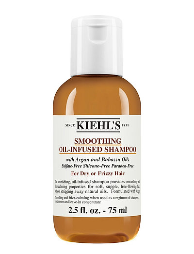 Smoothing Oil-Infused Shampoo - CLEAR