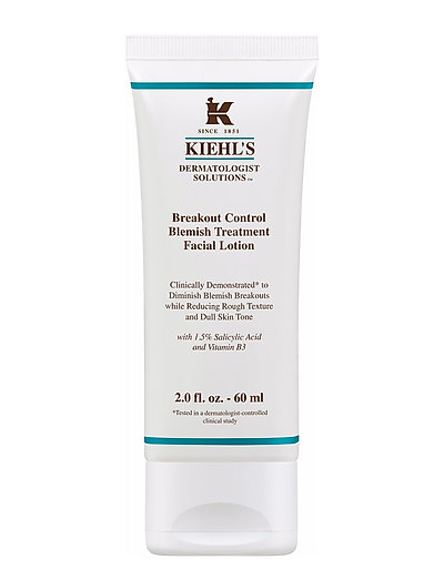 Breakout Control Blemish Treatment Facial Lotion - CLEAR