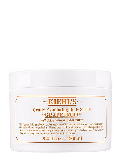 Gently Exfoliating Body Scrub Grapefruit - CLEAR
