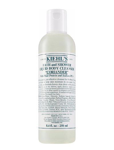 Bath and Shower Liquid Body Cleanser Coriander - CLEAR