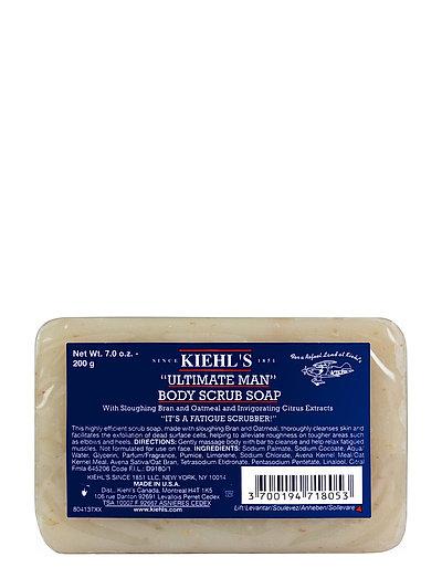 Ultimate Man Body Scrub Soap - CLEAR