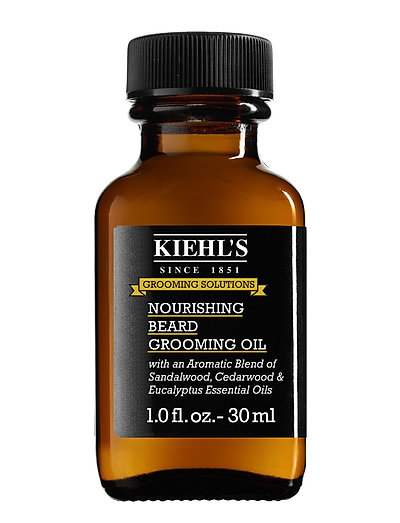 Nourishing Beard Grooming Oil - CLEAR