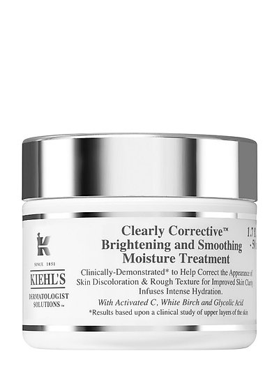 Clearly Corrective Brightening Smoothing Moisture Treatment - CLEAR