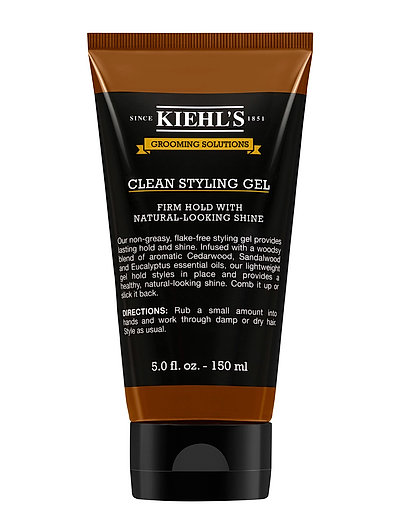 Clean Hold Styling Gel - CLEAR
