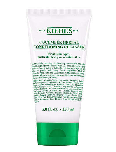 Cucumber Herbal Conditioning Cleanser - CLEAR