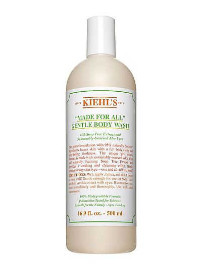 Made for All Gentle Body Wash - CLEAR