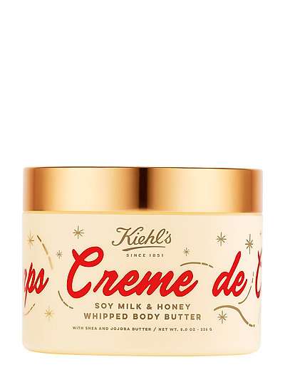 Limited Edition Creme de Corps Whipped Body Butter - CLEAR