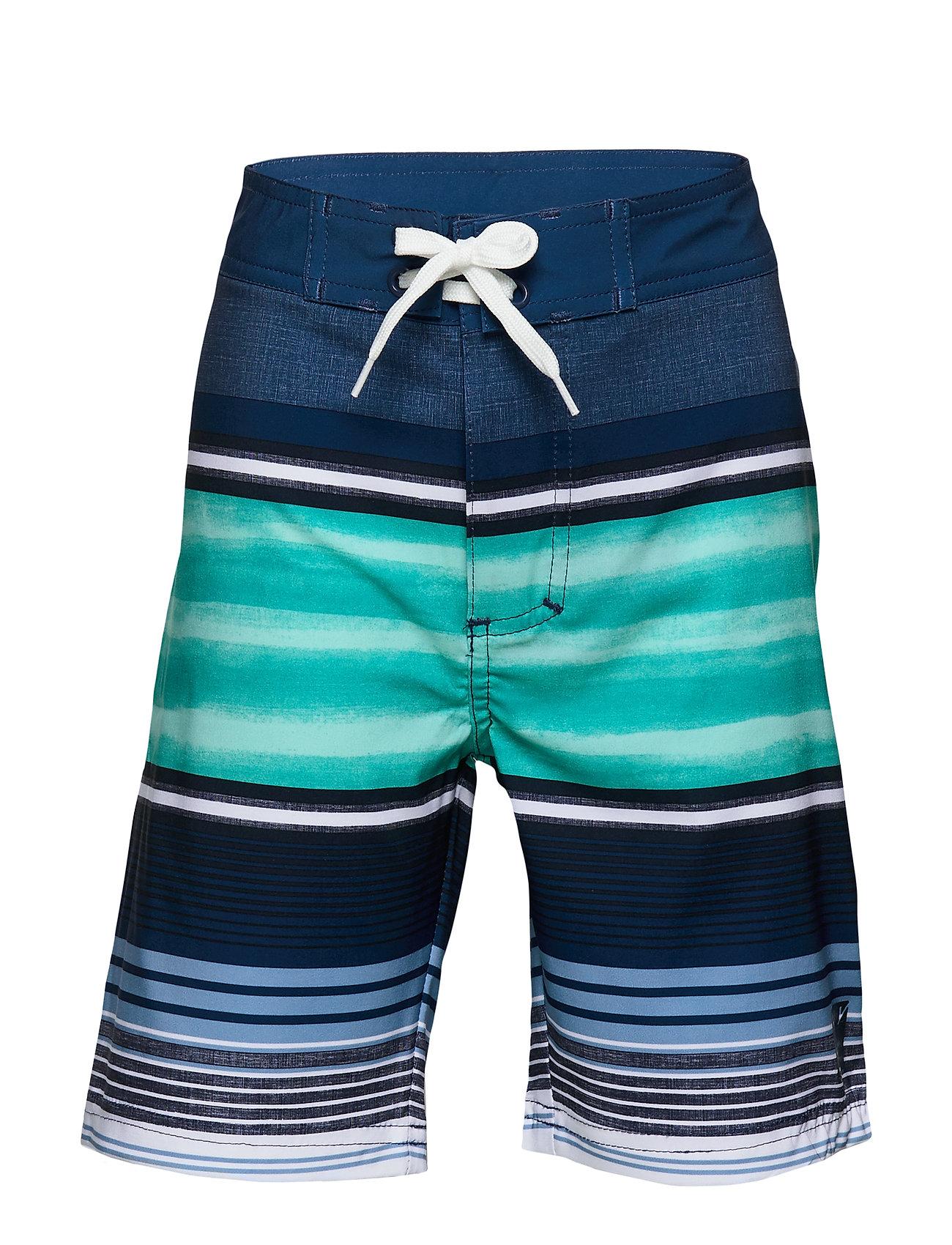 KILMANOCK Olfert jr. board shorts AOP - STELLAR