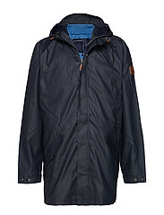 Jarl Parka jacket 3 in 1 - NAVY