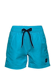 Garver jr.swim shorts - ATOMIC BLUE