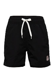 Garver jr.swim shorts - BLACK