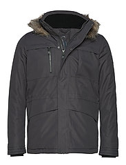 Ingels padded parka - PHANTOM