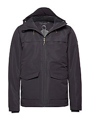 Irwin padded parka - PHANTOM