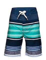 Olfert jr. board shorts AOP - STELLAR