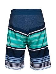 Olfert jr. board shorts AOP