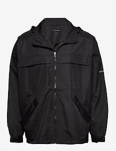 Mark One Jacket - BLACK