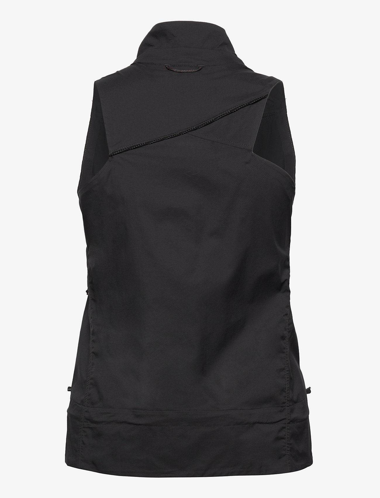 Klättermusen - Nal Vest W's - puffer vests - raven - 1