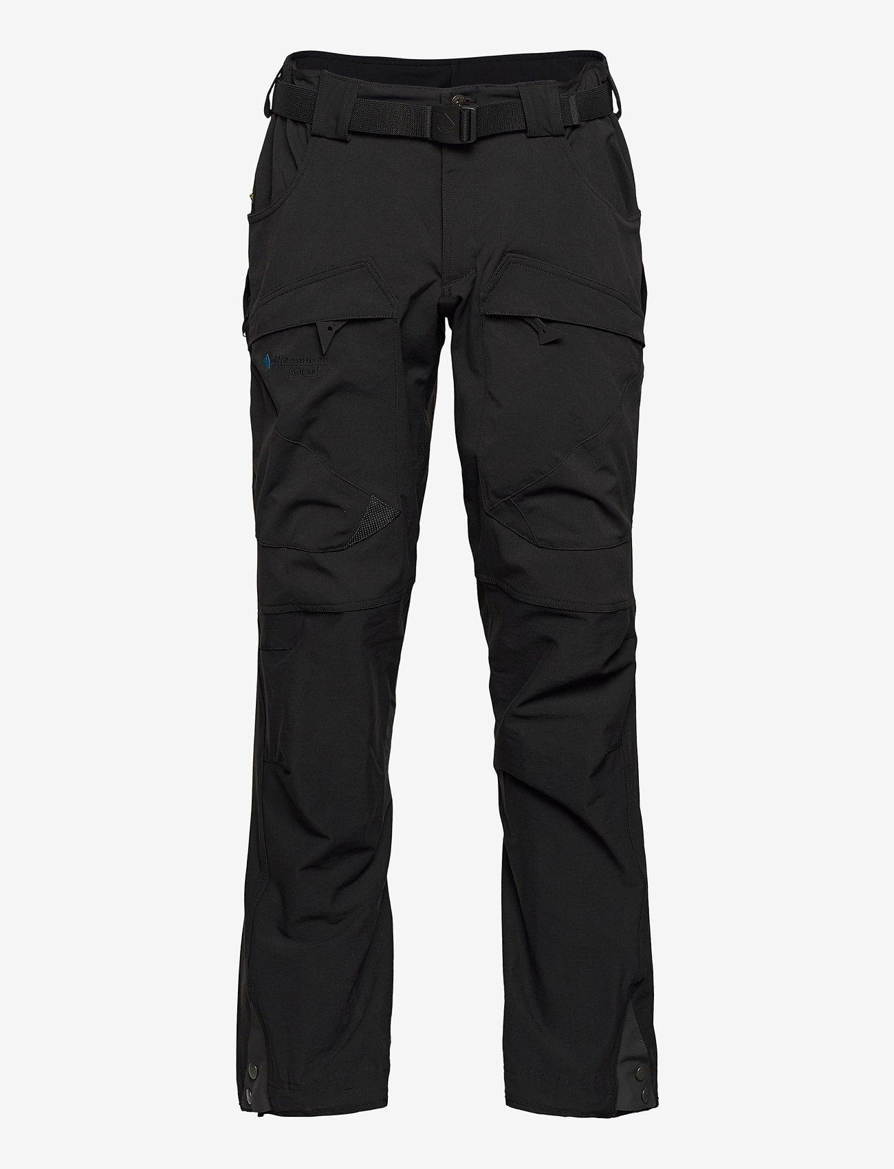 Klättermusen - Gere 2.0 Pants Regular M's - outdoorbukser - black - 0