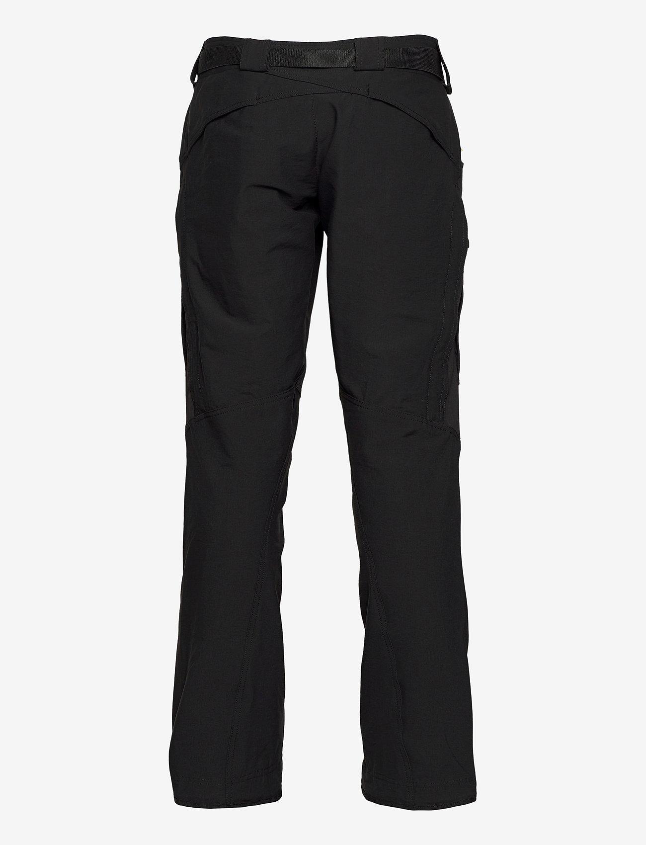 Klättermusen - Gere 2.0 Pants Regular M's - outdoorbukser - black - 1