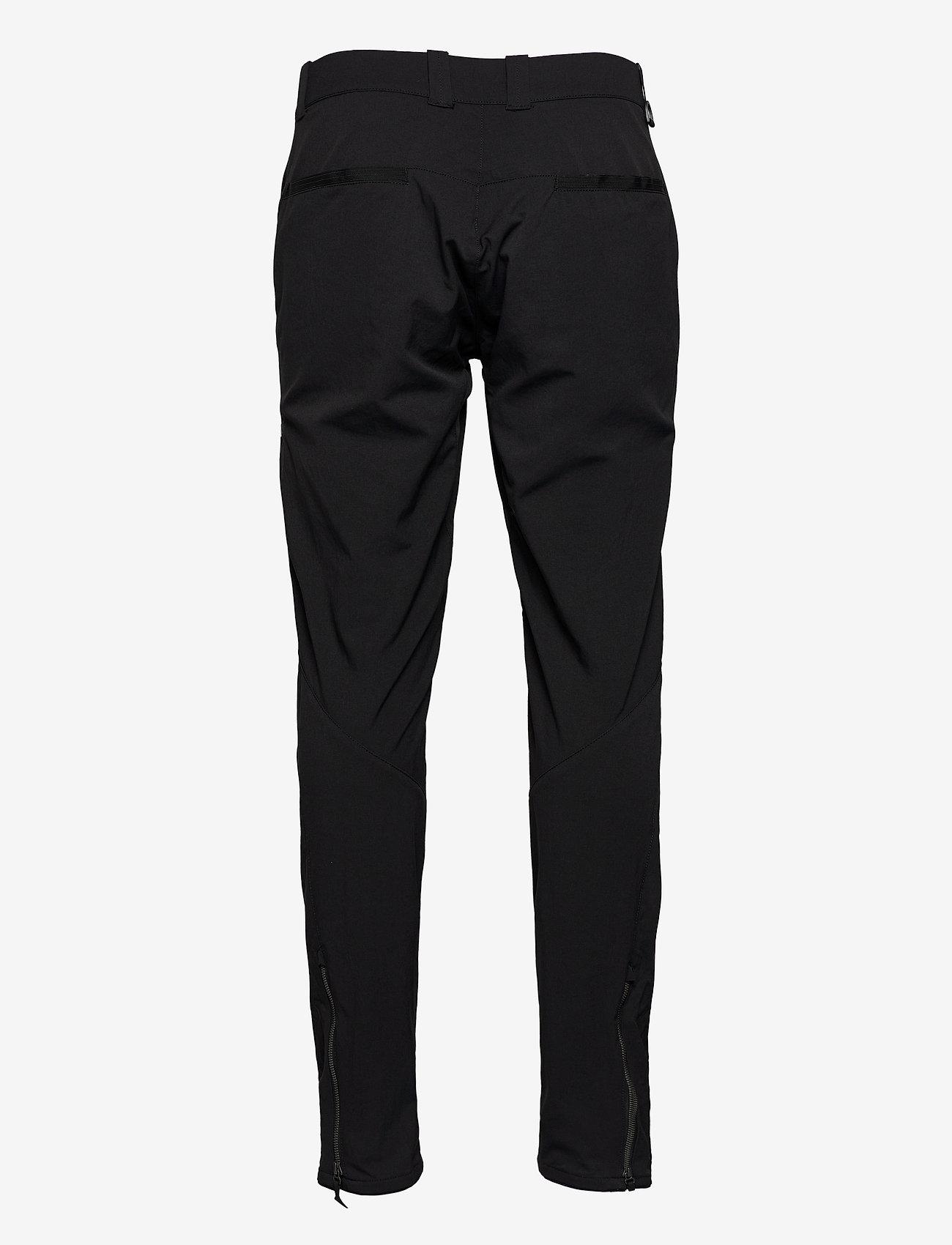 Klättermusen - Dvalin Pants M's - outdoorbukser - black - 1