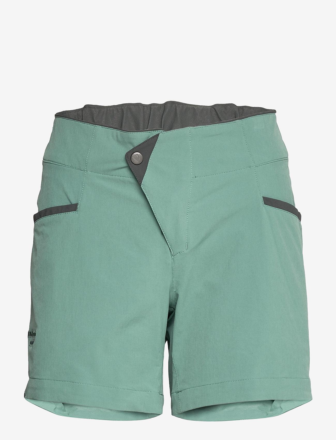 Klättermusen - Vanadis 2.0 Shorts W's - short de randonnée - brush green - 0