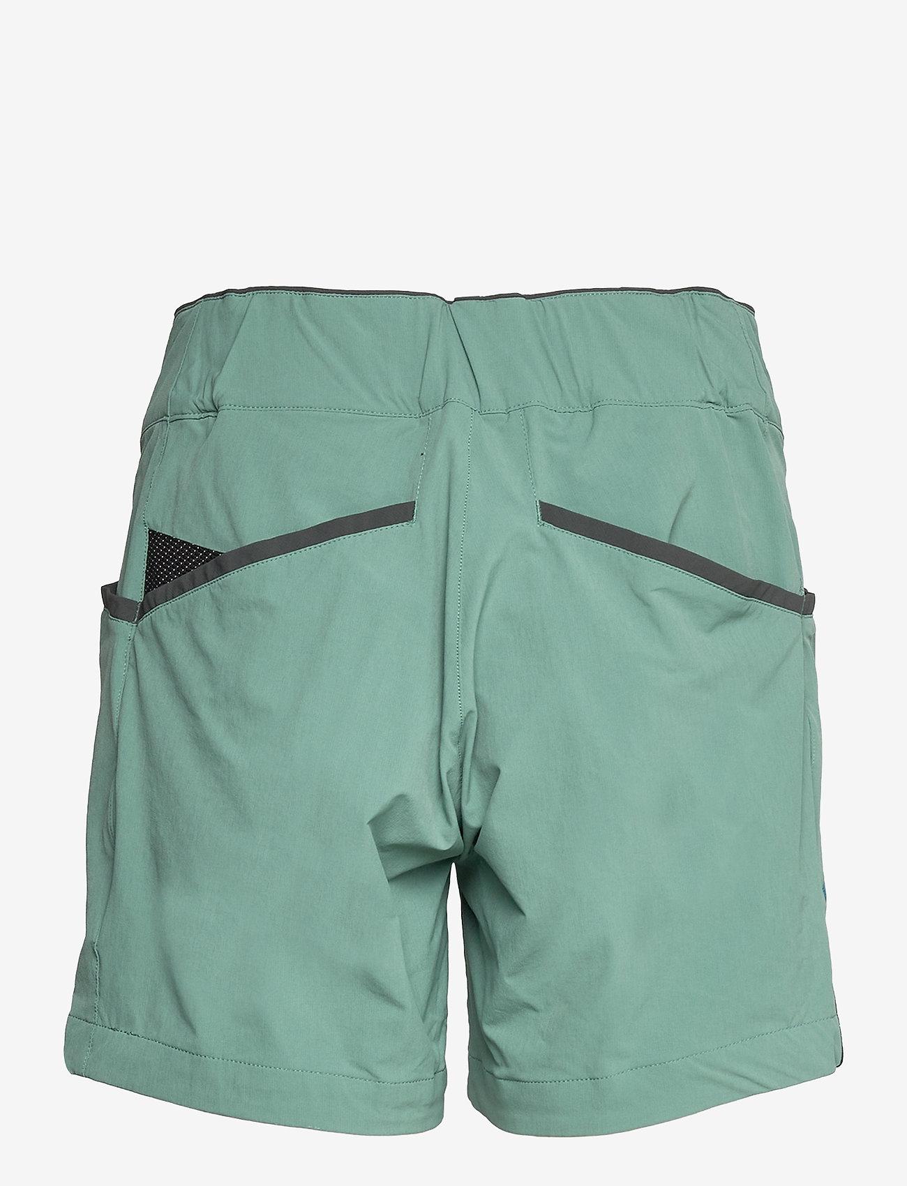 Klättermusen - Vanadis 2.0 Shorts W's - short de randonnée - brush green - 1