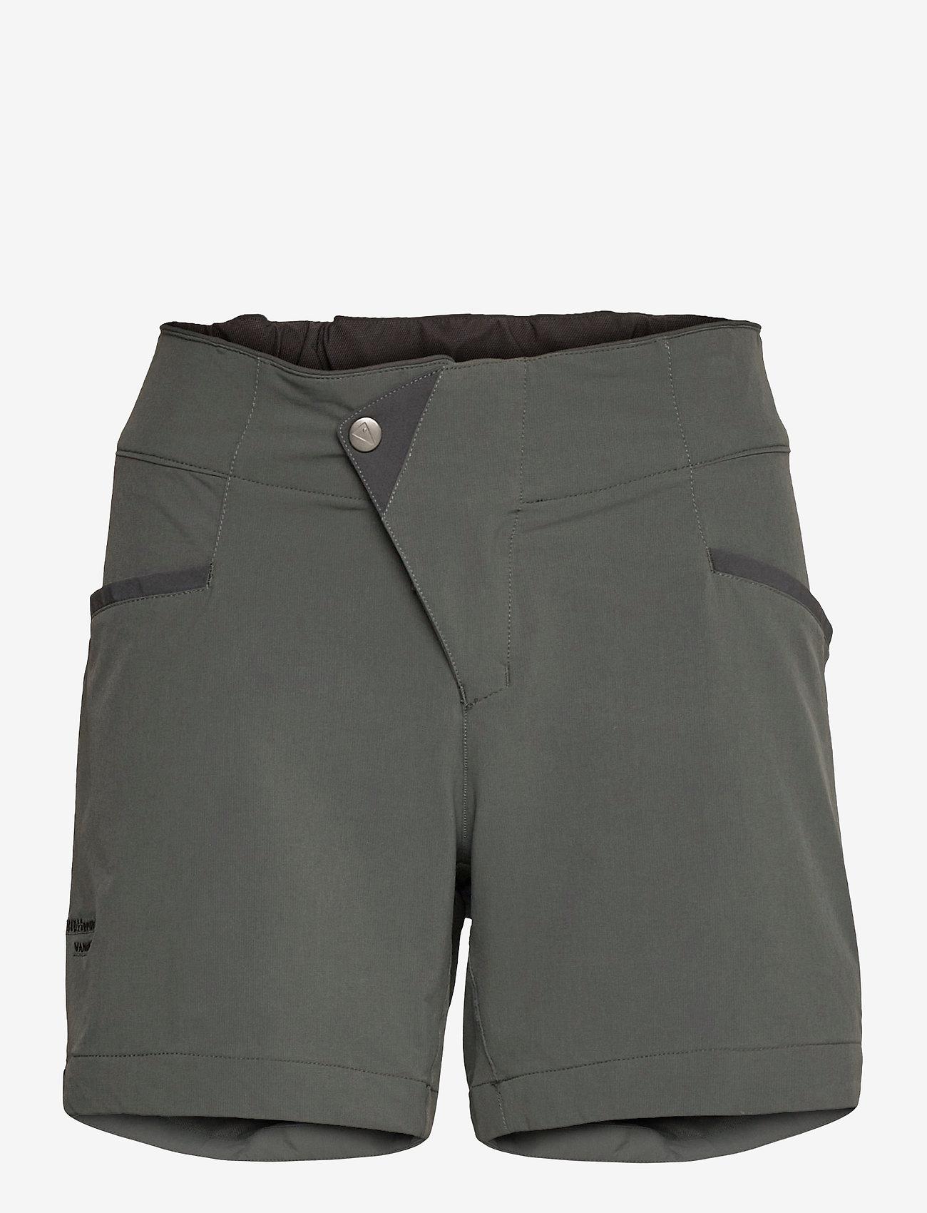 Klättermusen - Vanadis 2.0 Shorts W's - wandel korte broek - dark grey - 0
