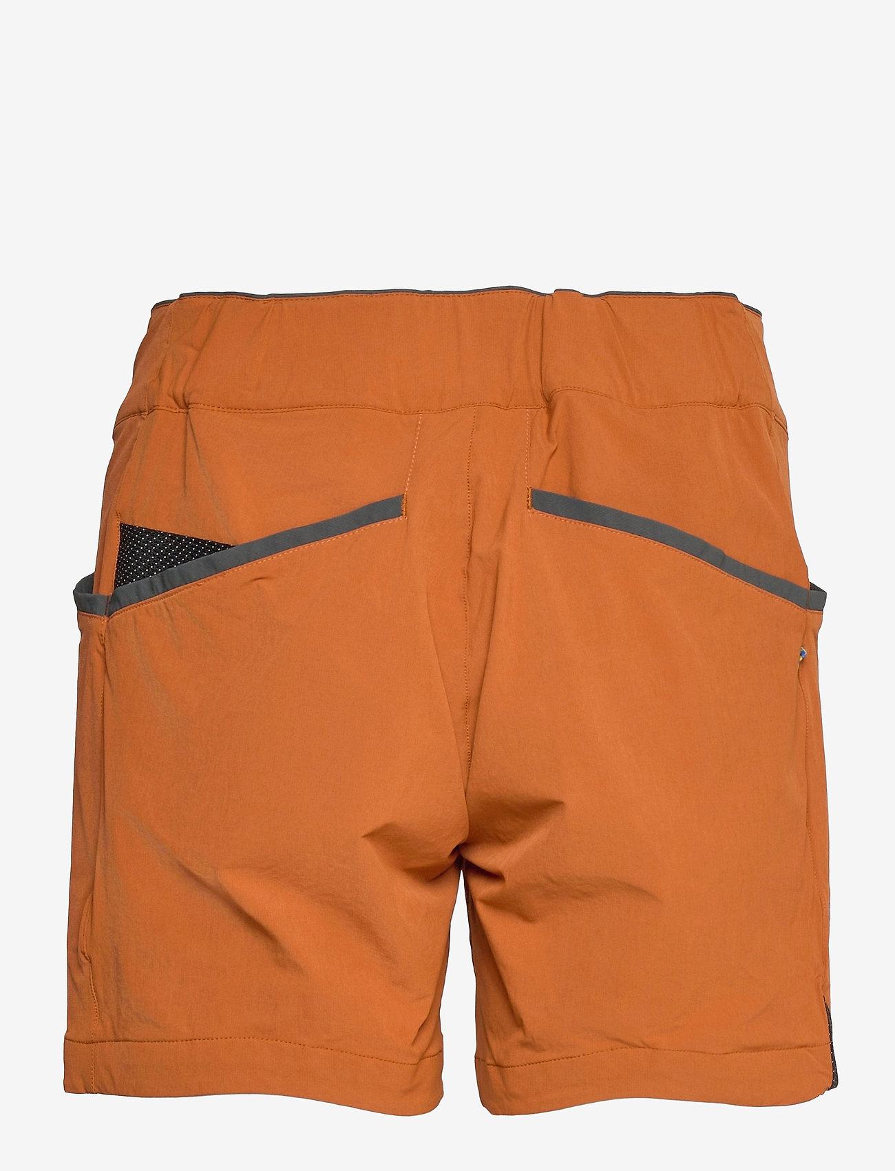 Klättermusen - Vanadis 2.0 Shorts W's - wandel korte broek - rust - 1