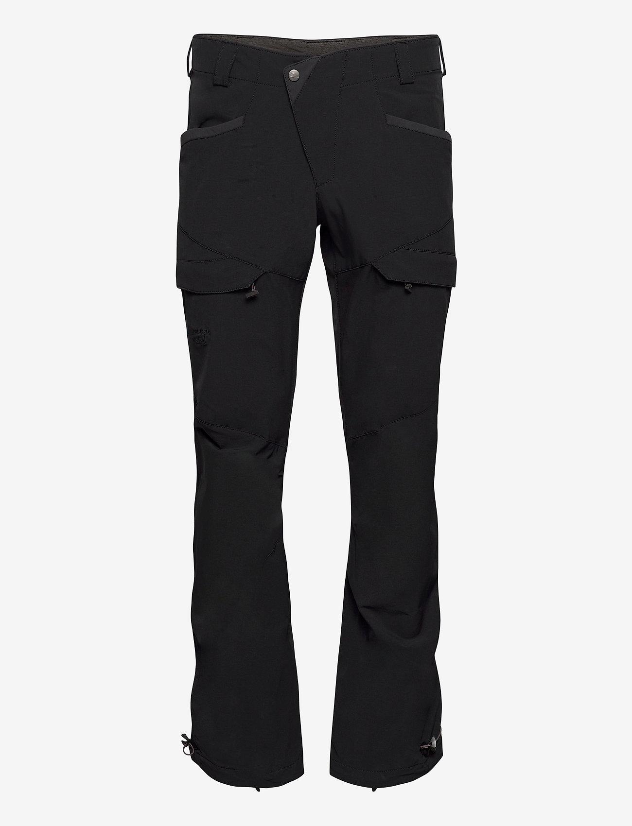 Klättermusen - Misty 2.0 Pants M's - outdoorbukser - black - 0