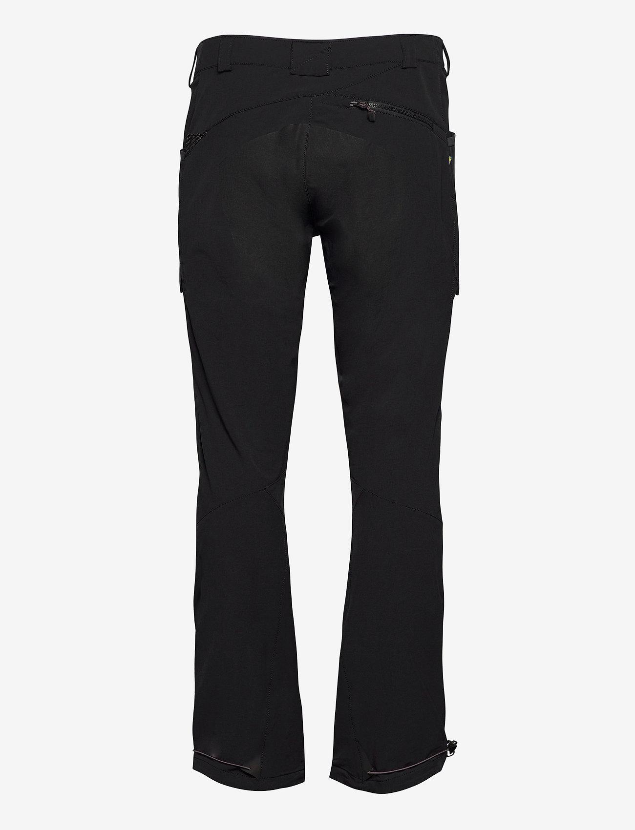 Klättermusen - Misty 2.0 Pants M's - outdoorbukser - black - 1