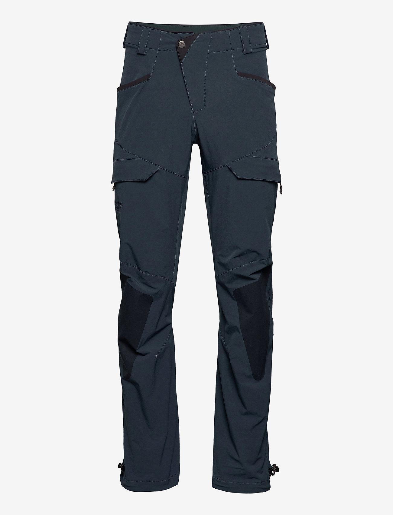 Klättermusen - Misty 2.0 Pants M's - outdoorbukser - midnight blue - 0