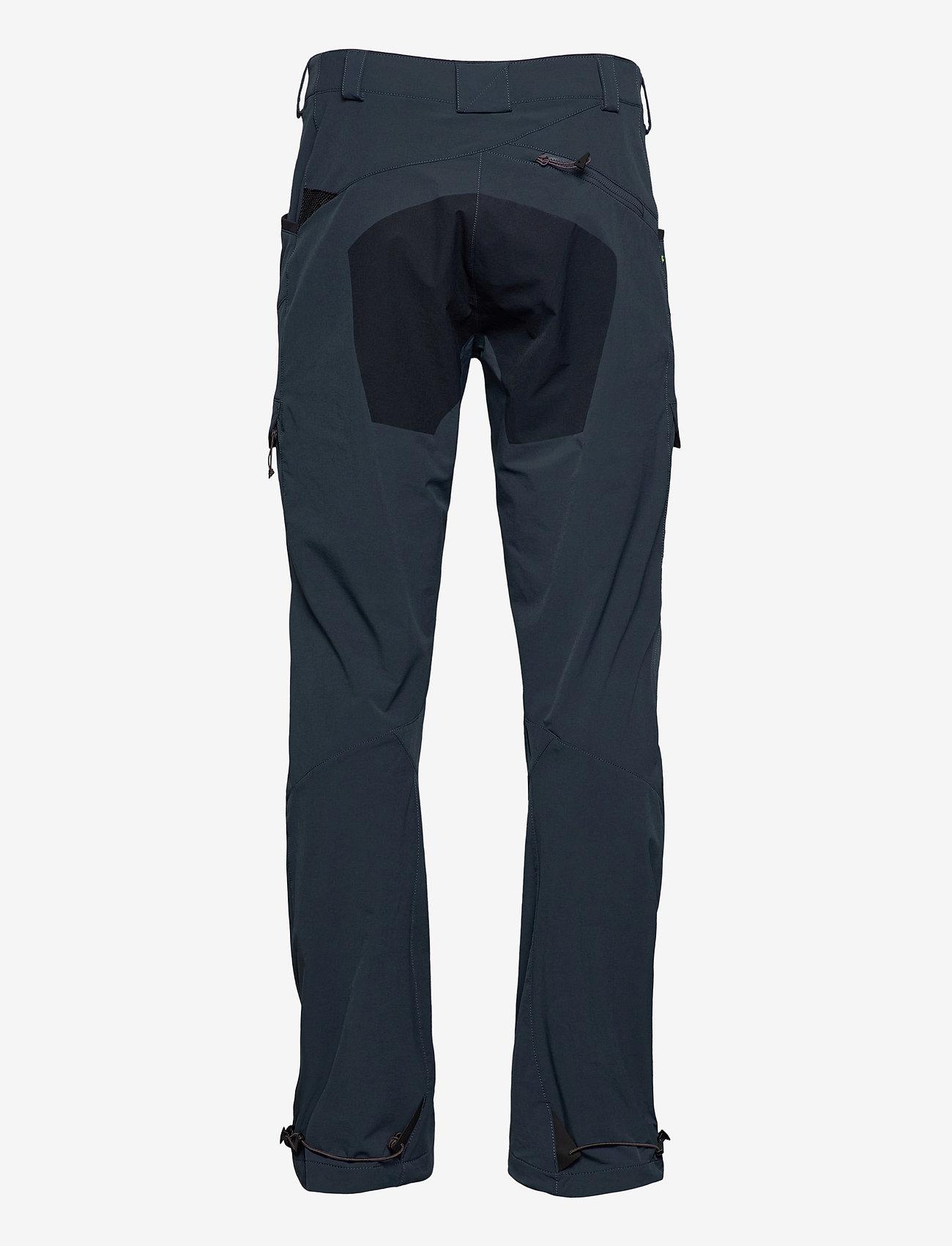 Klättermusen - Misty 2.0 Pants M's - outdoorbukser - midnight blue - 1