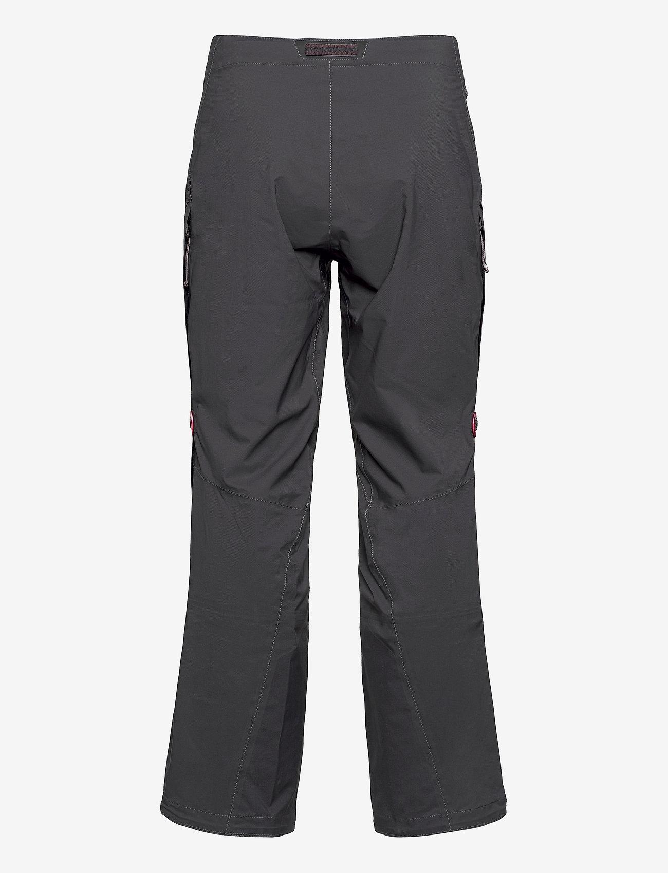 Klättermusen - Andvare Pants M's - outdoorbukser - raven - 1
