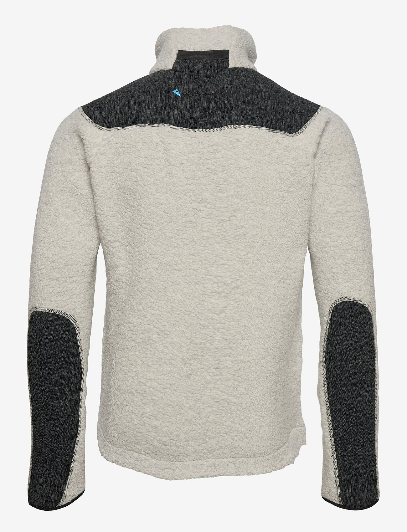 Klättermusen - Skoll Zip M's - basic-sweatshirts - dark moon - 1