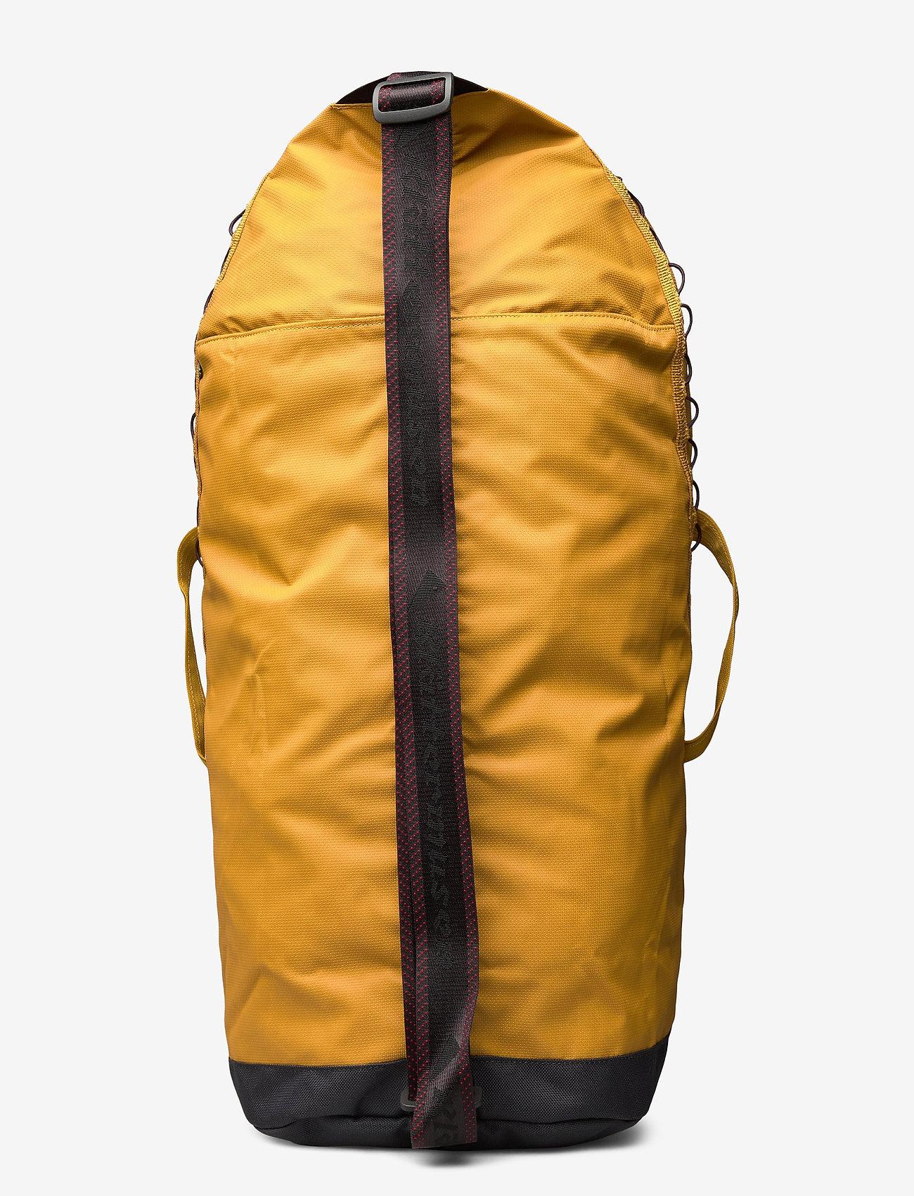 Klättermusen - Glitner Duffelbag 40L - træningstasker - honey - 1