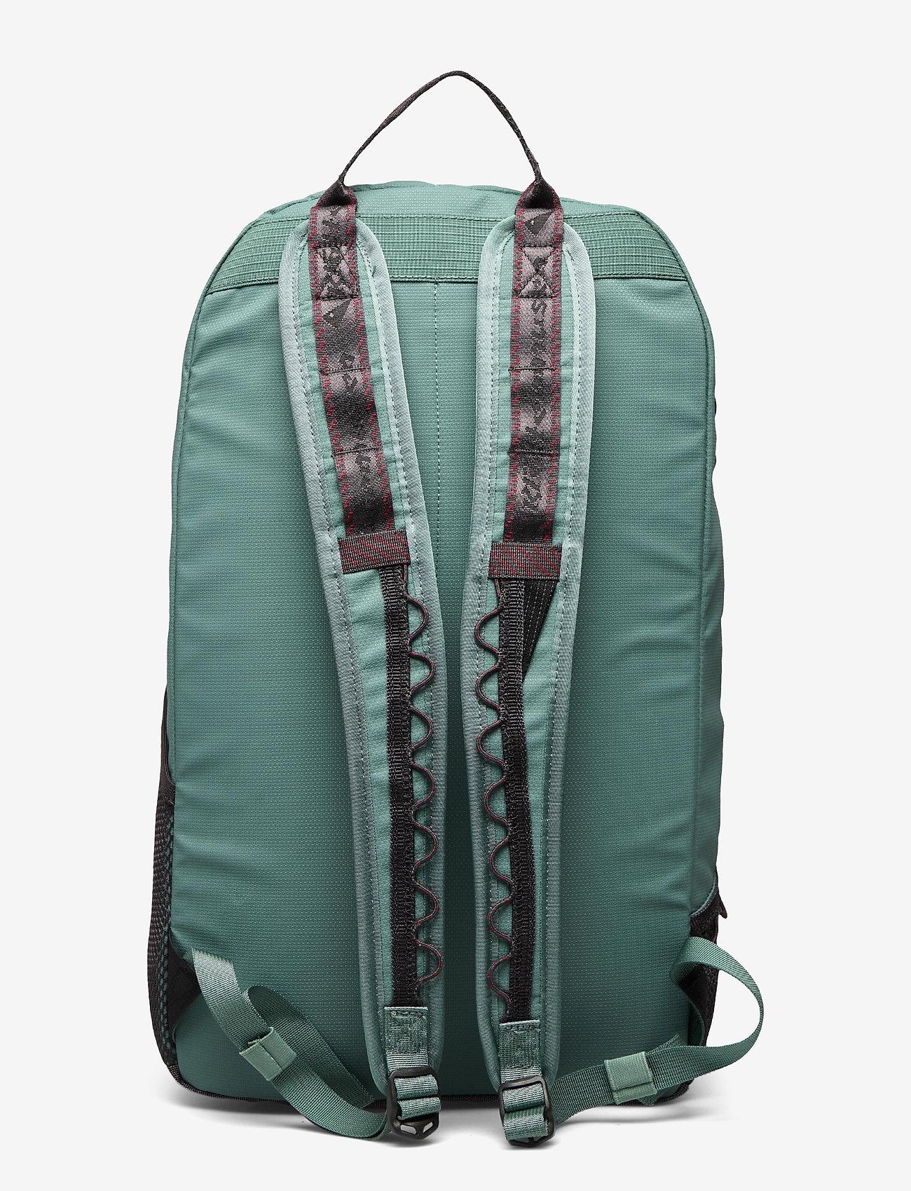 Klättermusen - Wunja Backpack 21L - sportstasker - brush green - 1