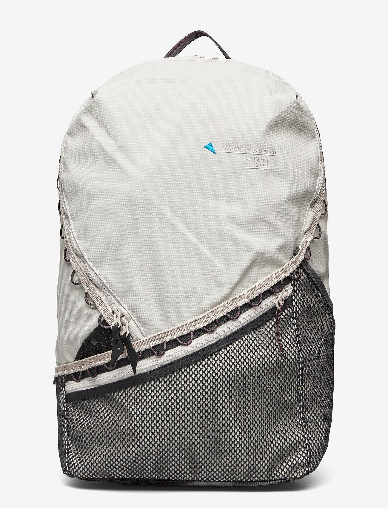 Klättermusen - Wunja Backpack 21L - sacs a dos - dove grey - 0