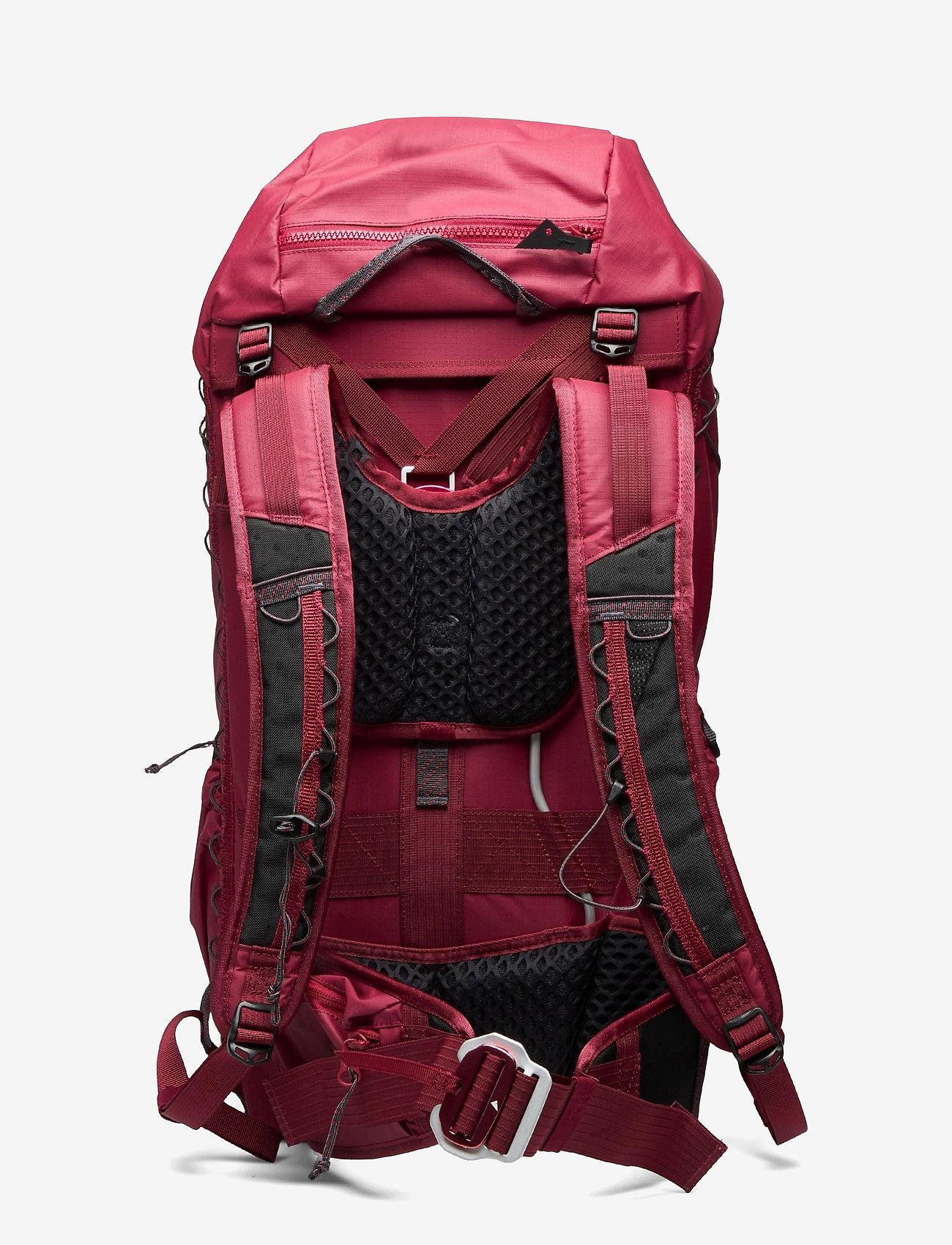 Klättermusen - Brimer Backpack 24L - sportstasker - burnt russet - 1