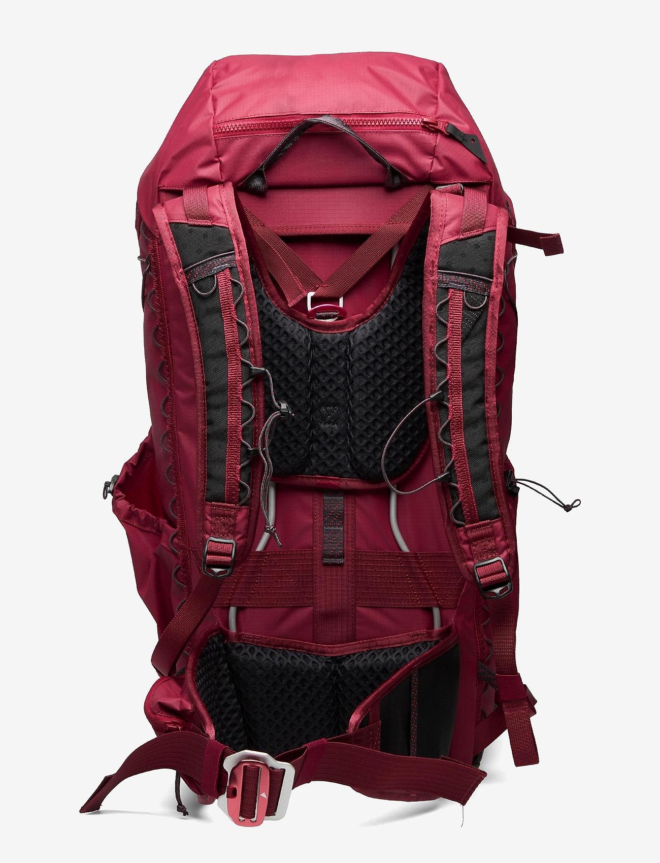 Klättermusen - Brimer Backpack 32L - sportstasker - burnt russet - 1