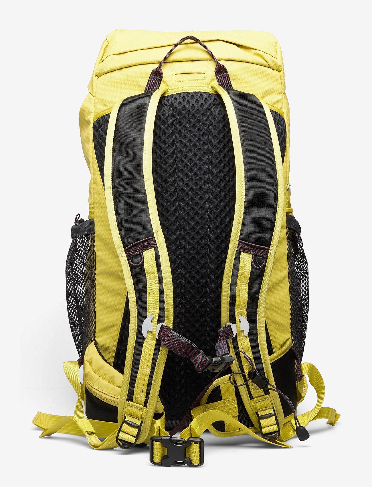 Klättermusen - Delling  Backpack 30L - sportstasker - dusty yellow - 1