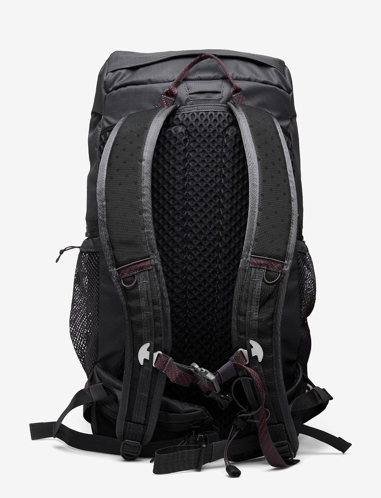 Klättermusen - Delling  Backpack 30L - sportstasker - raven - 1