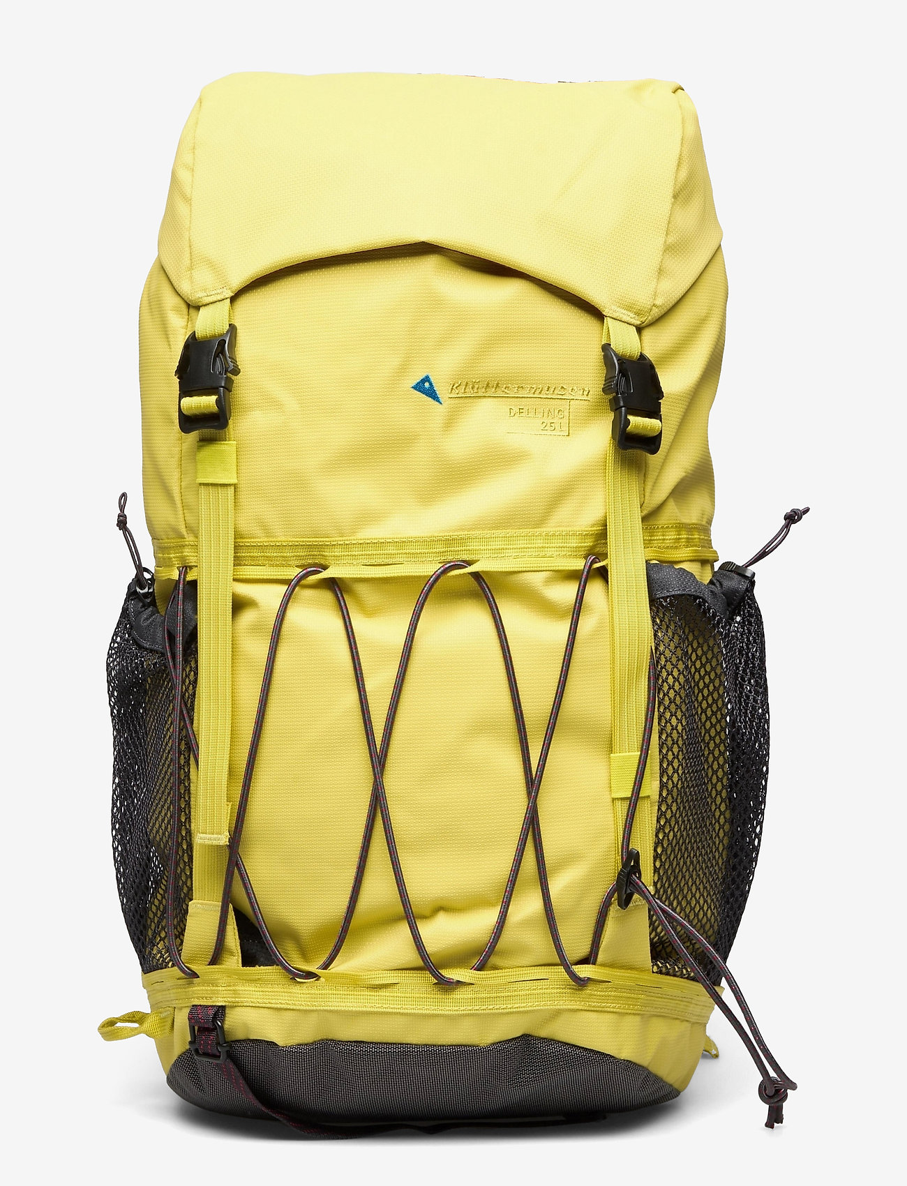 Klättermusen - Delling  Backpack 25L - sacs a dos - dusty yellow - 0