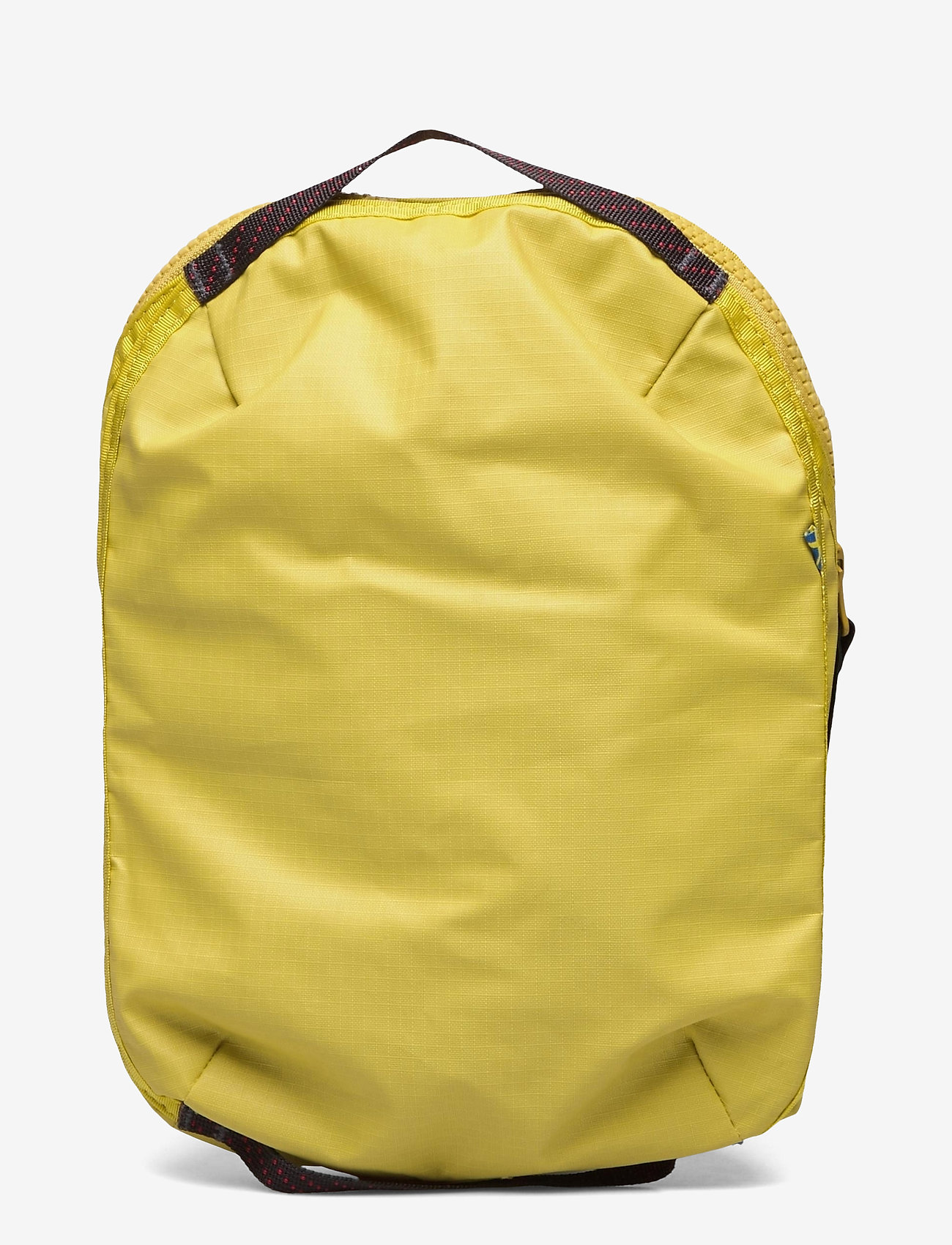 Klättermusen - Jera Travel Organizer 3L - sportstasker - dusty yellow - 1