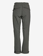 Klättermusen - Vanadis 2.0 Pants W's - friluftsbukser - dark grey - 1