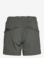 Klättermusen - Vanadis 2.0 Shorts W's - wandel korte broek - dark grey - 1