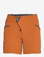 Klättermusen - Vanadis 2.0 Shorts W's - wandel korte broek - rust - 0