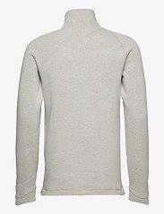 Klättermusen - Balder Zip M's - basic-sweatshirts - dark moon - 1