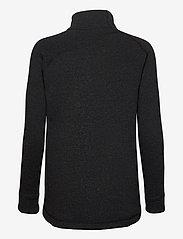 Klättermusen - Balder Zip W's - fleece - charcoal - 1