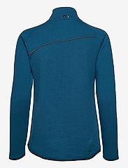 Klättermusen - Falen Zip W's - fleece - blue sapphire - 1