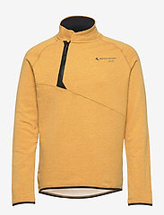 Klättermusen - Falen Crew M's - basic-sweatshirts - honey - 0